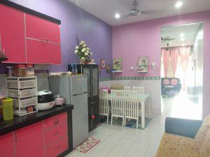 Single storey pandan damai 1 kuantan house for sale